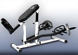 Angled Back Machine Yukon Fitness