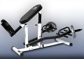 Angled Back Machine Yukon Fitness by Yukon Fitness