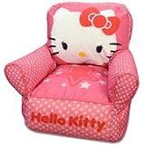 Hello Kitty Toddler Bean Bag Sofa Chair by Bean Chair