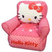 Hello Kitty Toddler Bean Bag Sofa Chair by Bean Chair