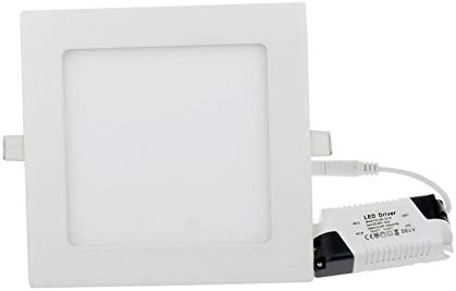 3W 6W 9W 12W 15W 18W LED Recessed Ceiling Light Panel Ultra Thin Fixture Lamp