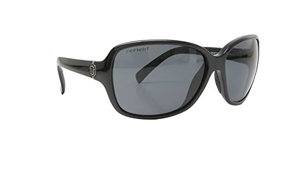 Lotus reflekt polarizada Gafas de Sol, Mujer, Reflekt Polarized Womens Lotus Sunglasses, Midnight: Amazon.es: Deportes y aire libre