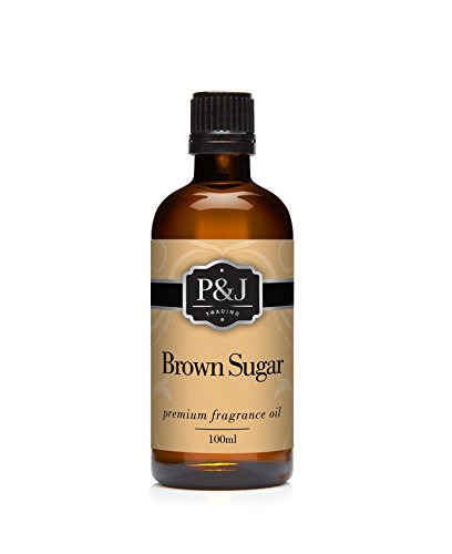 Brown Sugar Fragrance Oil - Premium Grade Scented Oil - 100ml/3.3oz