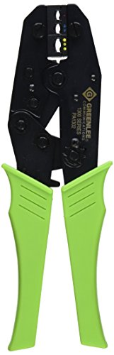 Greenlee  1305 Insulated Terminal And Lug Crimper, 22-10 AWG