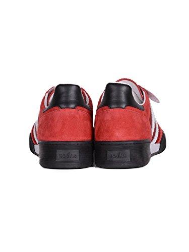 Rot HXM3570AC40IPJ879Y Herren Wildleder Sneakers Hogan paxUnqOwff