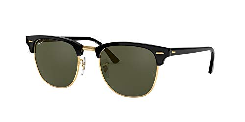 Ray-Ban Rb3016 Clubmaster Square Sunglasses 2