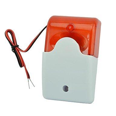 KLM alarma hc-103 12v cable del altavoz bocina de alarma ...