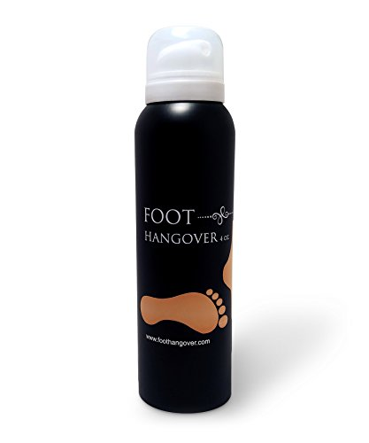 Foot Hangover Pain Relief Topical Analgesic Therapy 4 oz. Spray for Feet, Arthritis, Muscle Pain, Joint Pain, Back Pain (Best Analgesic For Muscle Pain)