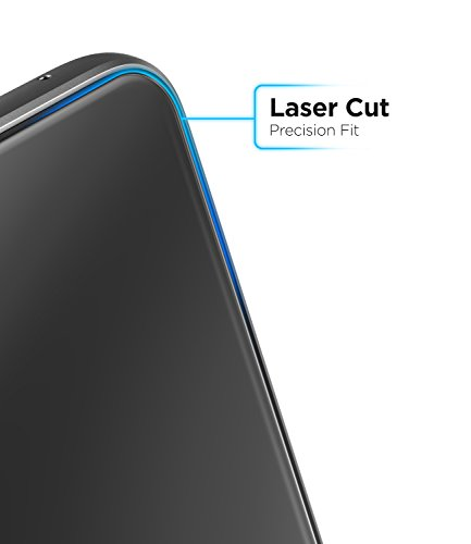 Magglass iPhone XR Full Screen Protector (Shatterproof) Case Compatible Tempered Glass Full Adhesive Glue Edge to Edge Coverage Phone Screen Guard
