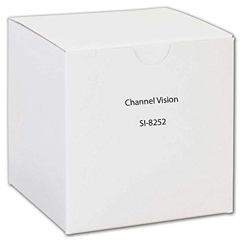 CHANNEL VISION 2104-QS Quad Shield F-Connector with Crimp -