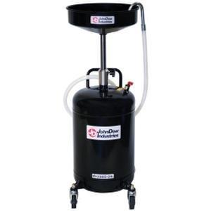 John Dow Industries JDI-18DC 18-Gallon Self-Evacuating Portable Oil Drain