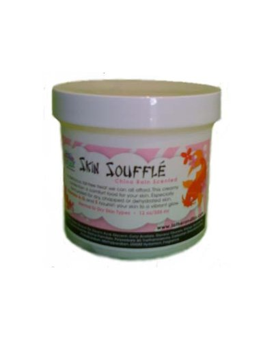 - Skin Souffle China Rain Body Lotion