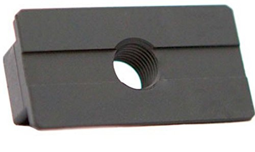 Ultimate Arms Gear UTSP124 Slide Shoe Adapter Shoe Plate for Browning Hi-Power, Tokarev, FEG Hi-Power Slides, use with UTSP1000 Base Tool
