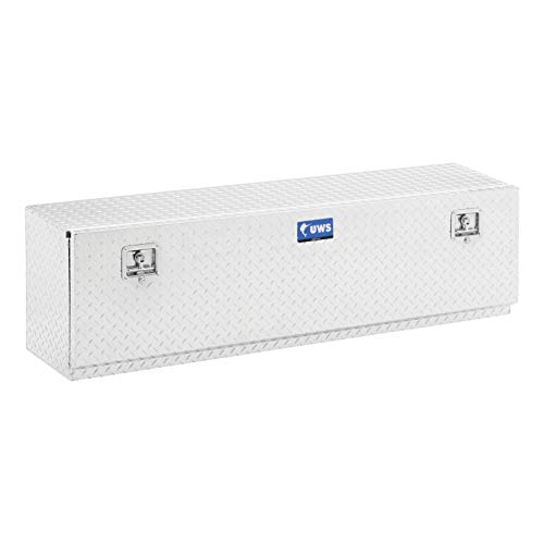UWS EC40021 60-Inch Aluminum Single-Door Topside Tool Box ()