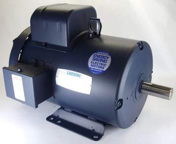 31XaiphMs8L 3 hp 3450 rpm 182t frame tefc 115 208 230 volts leeson electric