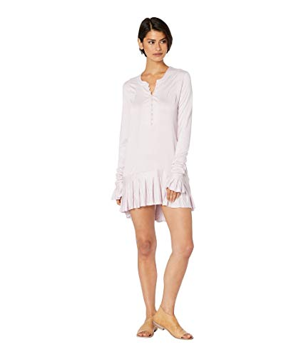 Free People Women's Your Girl Tunic Lavender Medium from Free People