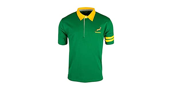 Licence Officielle Polo Rugby Sudáfrica Adulto – Springboks ...