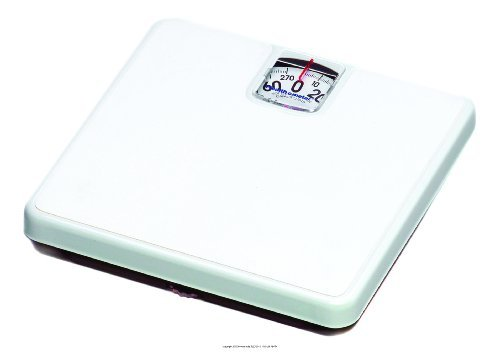 Health o meter Mechanical Floor Scale, Floor Scale Dial 270Lbs, (1 EACH, 1 EACH)