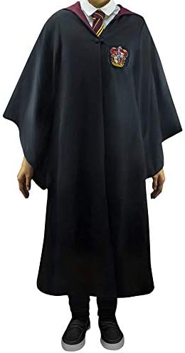 Harry Potter Adult Children Wizard Cloak Slytherin Robes Cape Tie Set