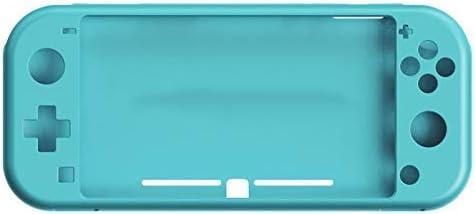 NS Lite - Carcasa de Silicona Antideslizante para Nintendo Switch Lite Console Azul: Amazon.es: Electrónica