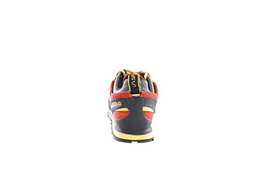 Sportiva - Zapatilla boulder x rojo