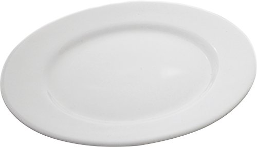 (Dinex DX9ACP02A China Entree Plate, 9