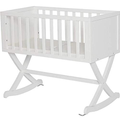 Child Cradle in White