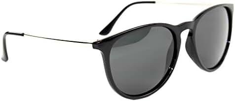 Polarized Women's Designer Sunglasses by Eye Love, Glare-Eliminating, 100% UV Blocking