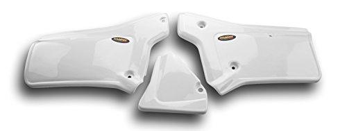 Maier USA Side Panels for Honda XR200R / XR250R - White - 206101