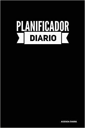 Planificador Diario - Agenda Diaria: Negro (2), 90 Dias ...