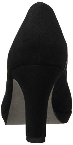 Tamaris Nero Black Donna Scarpe 001 Tacco con 22420 rC4vrqwB