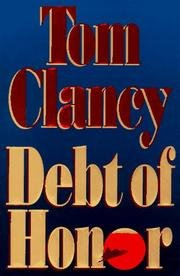 book cover of Debt of Honor