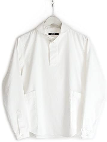 定番プルオーバーシャツ