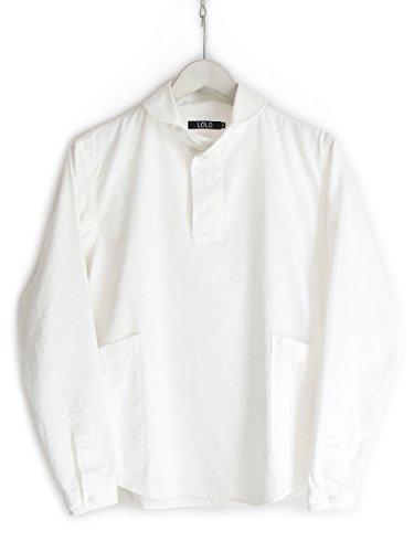 成人期禁じる比べる(ロロ) LOLO定番プルオーバーシャツ
