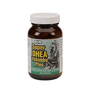 (Super DHEA Yohimbe Plus)
