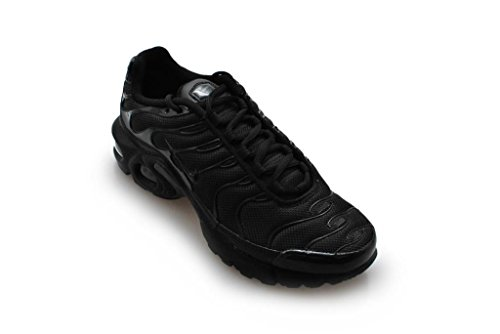 Nike Air Max Plus TN (GS) Youth Sneaker Black Black Black 009 for nice for sale sale websites factory outlet for sale pictures buy cheap new 1DCFpyoF7