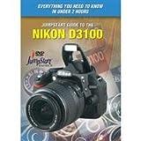 JumpStart Video Training Guide on DVD for the Nikon D3100 Digital Camera