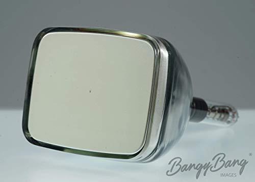 (Vintage General Atronics ETC M1312P4 Premium Oscilloscope Cathode Ray TV Tube CRT- BangyBang)