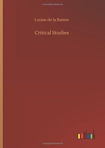 Download Critical Studies pdf epub