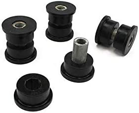 Cognito Upper Control Arm Bushing /& Sleeve Kit for 01-10 GM 2500HD 3500HD HP9160
