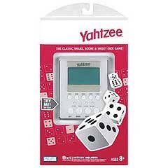 (Parker Brothers Electronic Handheld Yahtzee)