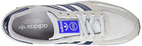 Zapatillas Collegiate Clear de Hombre Deporte para Trainer Brown Blanco Adidas Navy La Crystal White qfBUHHF