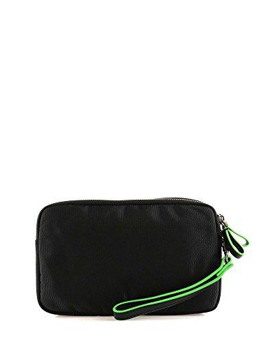 Empty Pocket Pochette M Nero Business BIZ 8505 Nero/Verde