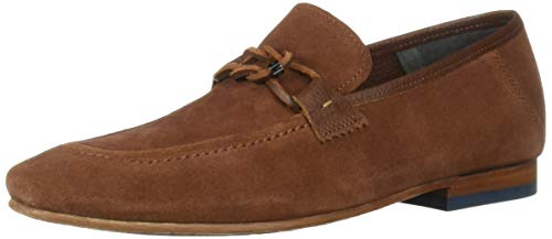 Ted Baker Men's Siblac Loafer Tan 10 Regular US ()