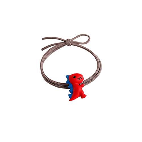 High Elastic Cotton Stretch Hair Ties Bands Rope Ponytail Holders Headband Scrunchie Hair Accessories Bracelet & LYN - Watch Sapphire Ladies Series 8