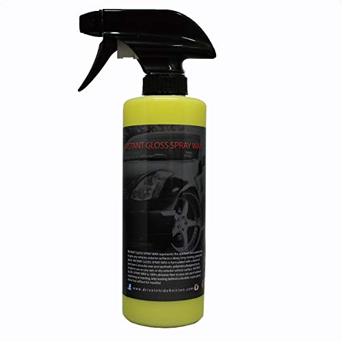 Drive Auto Appearance Instant Gloss Spray Wax 16Oz