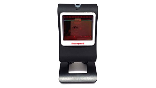Honeywell Genesis MK7580 Area-Imaging Barcode Scanner (1D, PDF and 2D), Includes Power Supply, RS232 Cable and USB Cable
