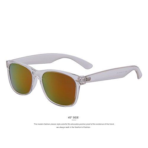 clásicos polarizadas TIANLIANG04 sol remache de hombre hombres gafas tonos por Los atrás C08 C08 sol de de UV400 gafas P7ff10q