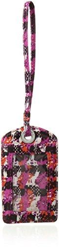 Vera Bradley Luggage Tag, Houndstooth Tweed ()
