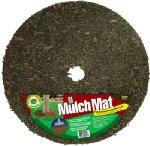Rubberific Mulch Mat Tree Ring